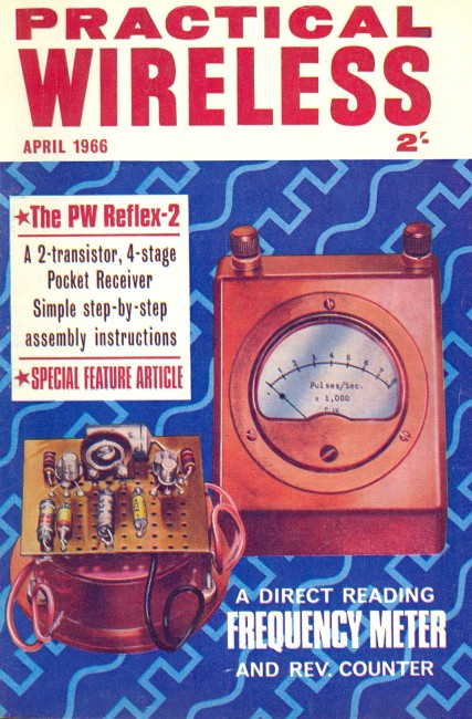 Scan of Document: Practical Wireless - April 1966