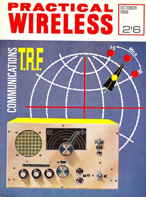 Scan of Document: Practical Wireless - October 1966