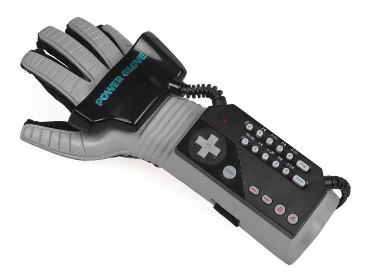 Scan of Document: PAX Power Glove for Famicom