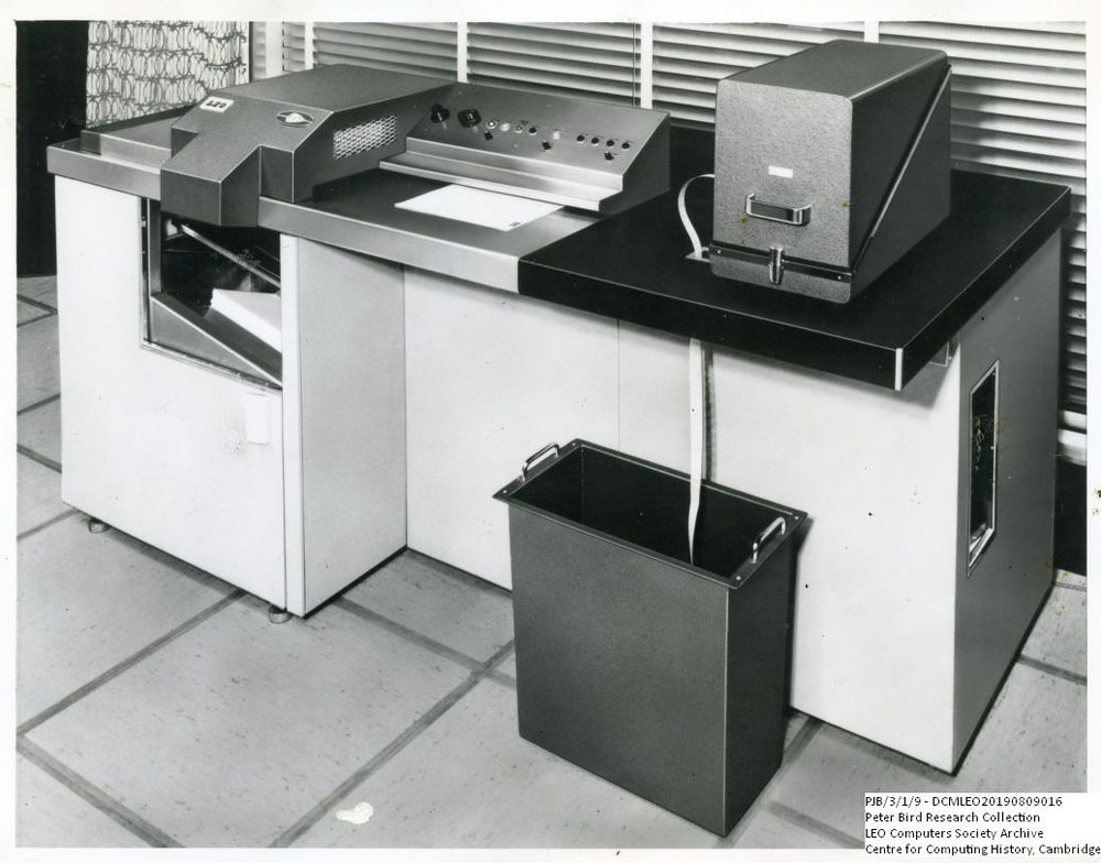 Photograph of 60997  Lector Document Reader