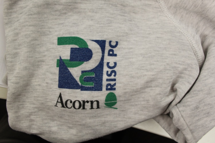 Scan of Document: Acorn Risc PC Sweater