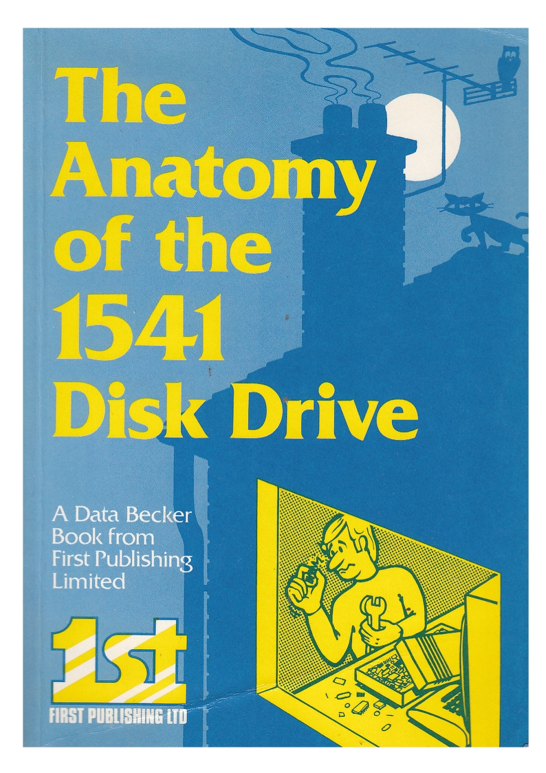 The Anatomy Of The 1541 Disk Drive Computing History
