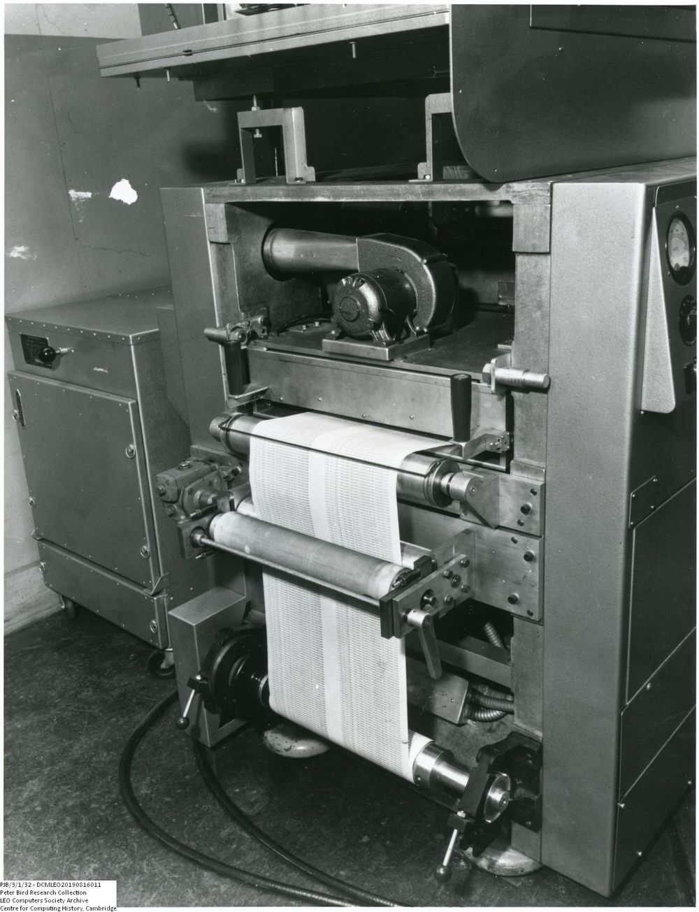 Photograph of 61085  Xeronic print rollers