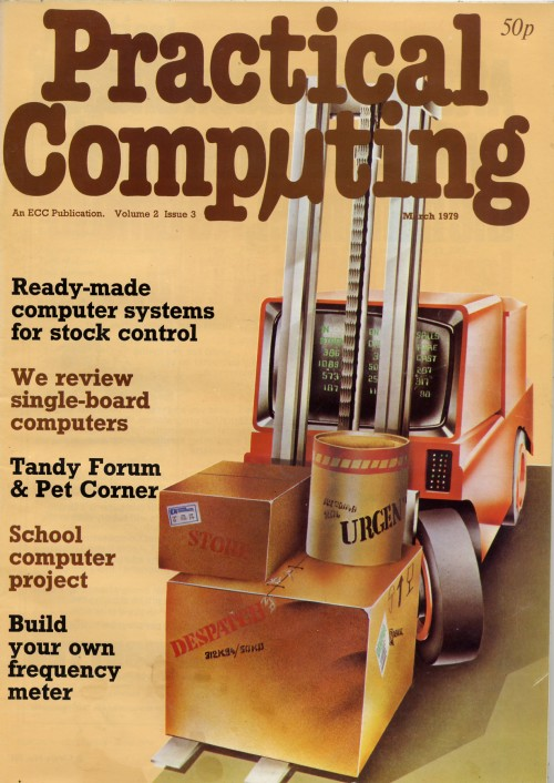 Scan of Document: Practical Computing - March 1979