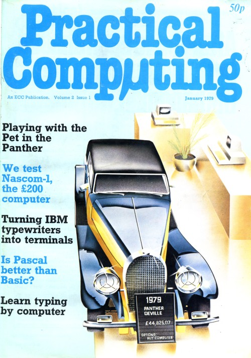 Scan of Document: Practical Computing - January 1979