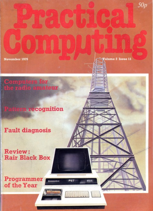 Scan of Document: Practical Computing - November 1979