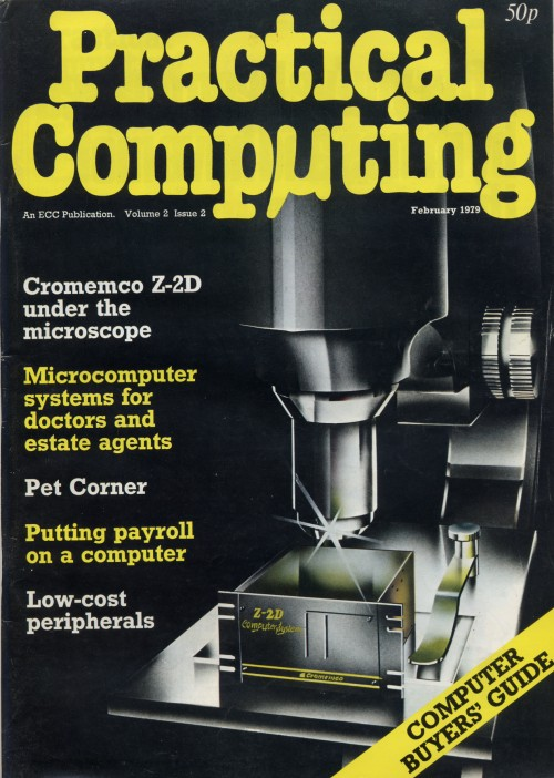 Scan of Document: Practical Computing - February 1979