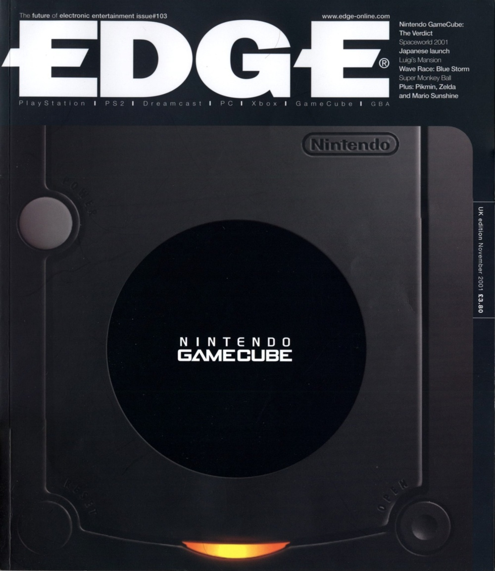 Scan of Document: Edge - Issue 103 - November 2001