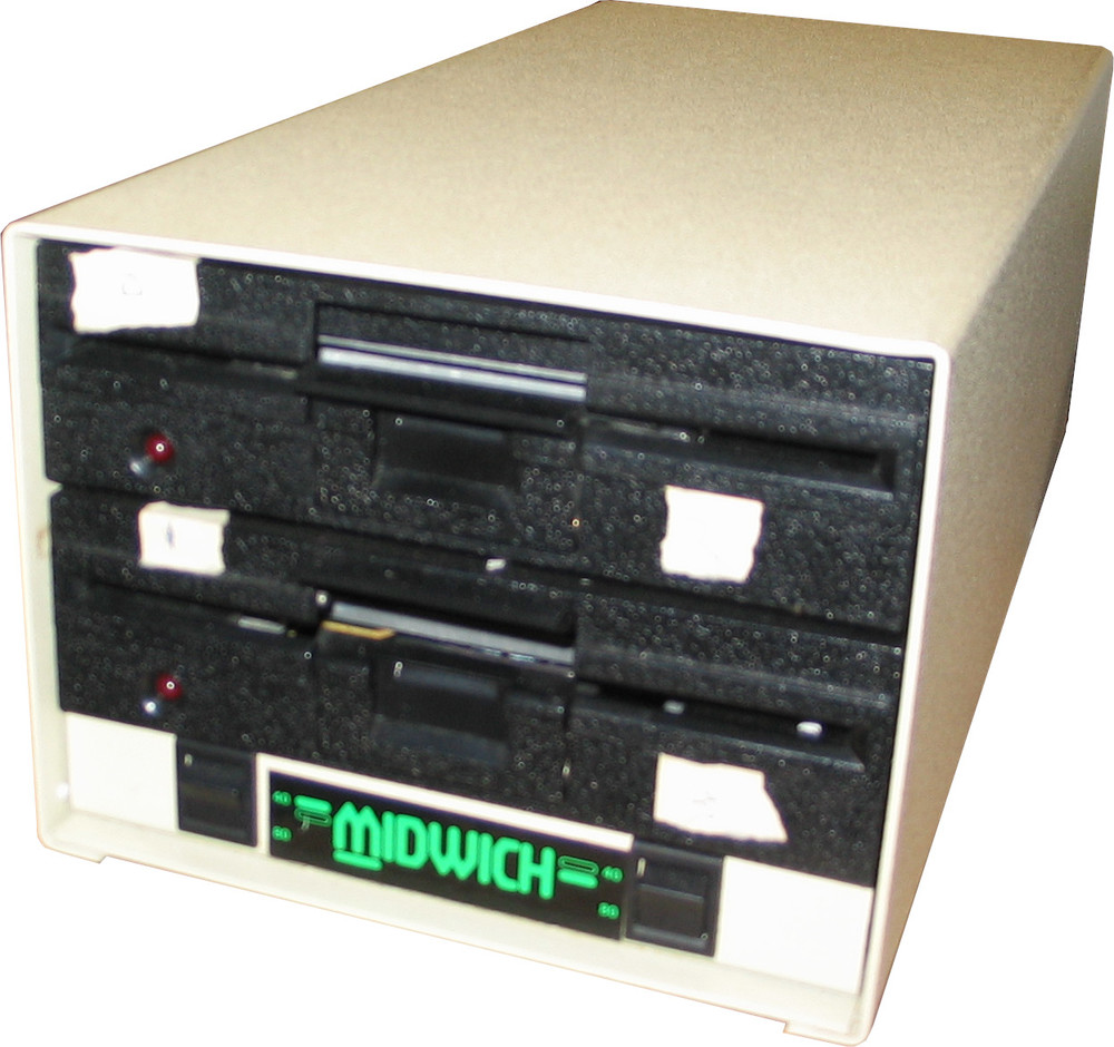 Scan of Document: Midwich Double Disk Drive