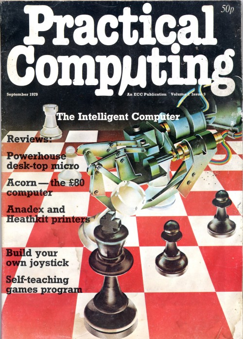 Scan of Document: Practical Computing - September 1979