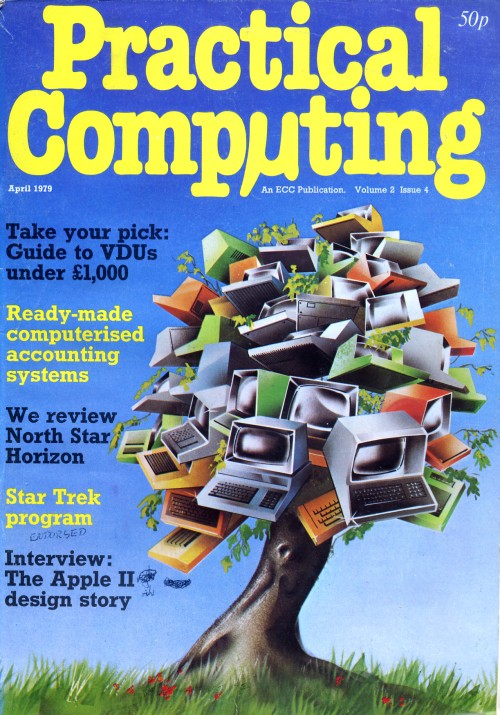 Scan of Document: Practical Computing - April 1979