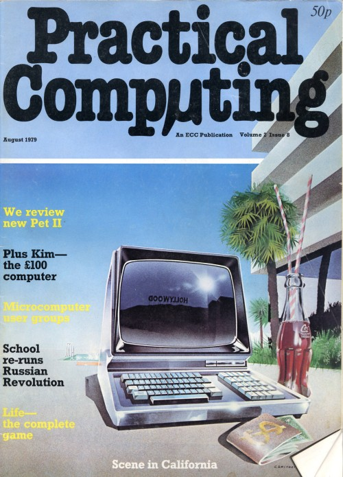 Scan of Document: Practical Computing - August 1979