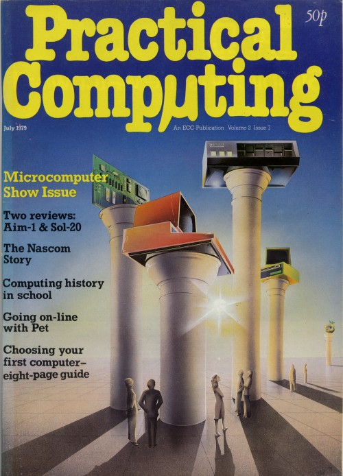 Scan of Document: Practical Computing - July 1979