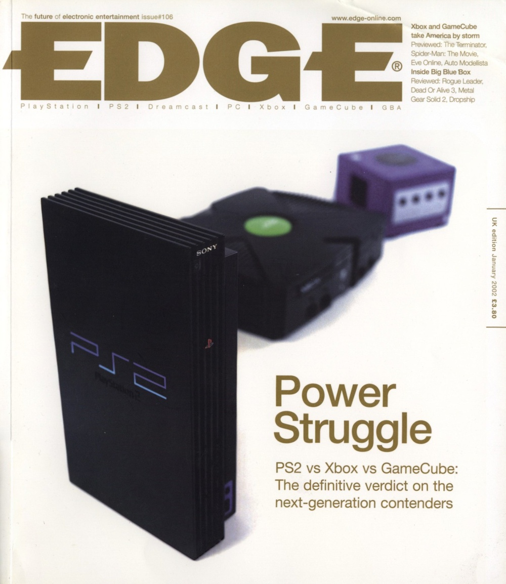 Scan of Document: Edge - Issue 106 - January 2002