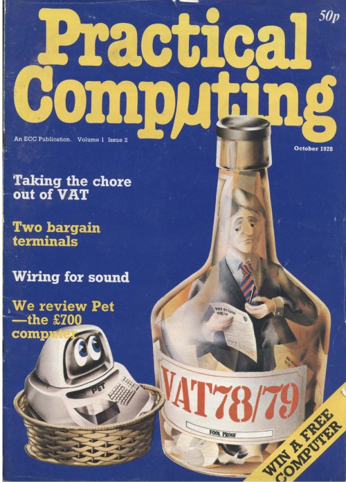 Scan of Document: Practical Computing - October 1978