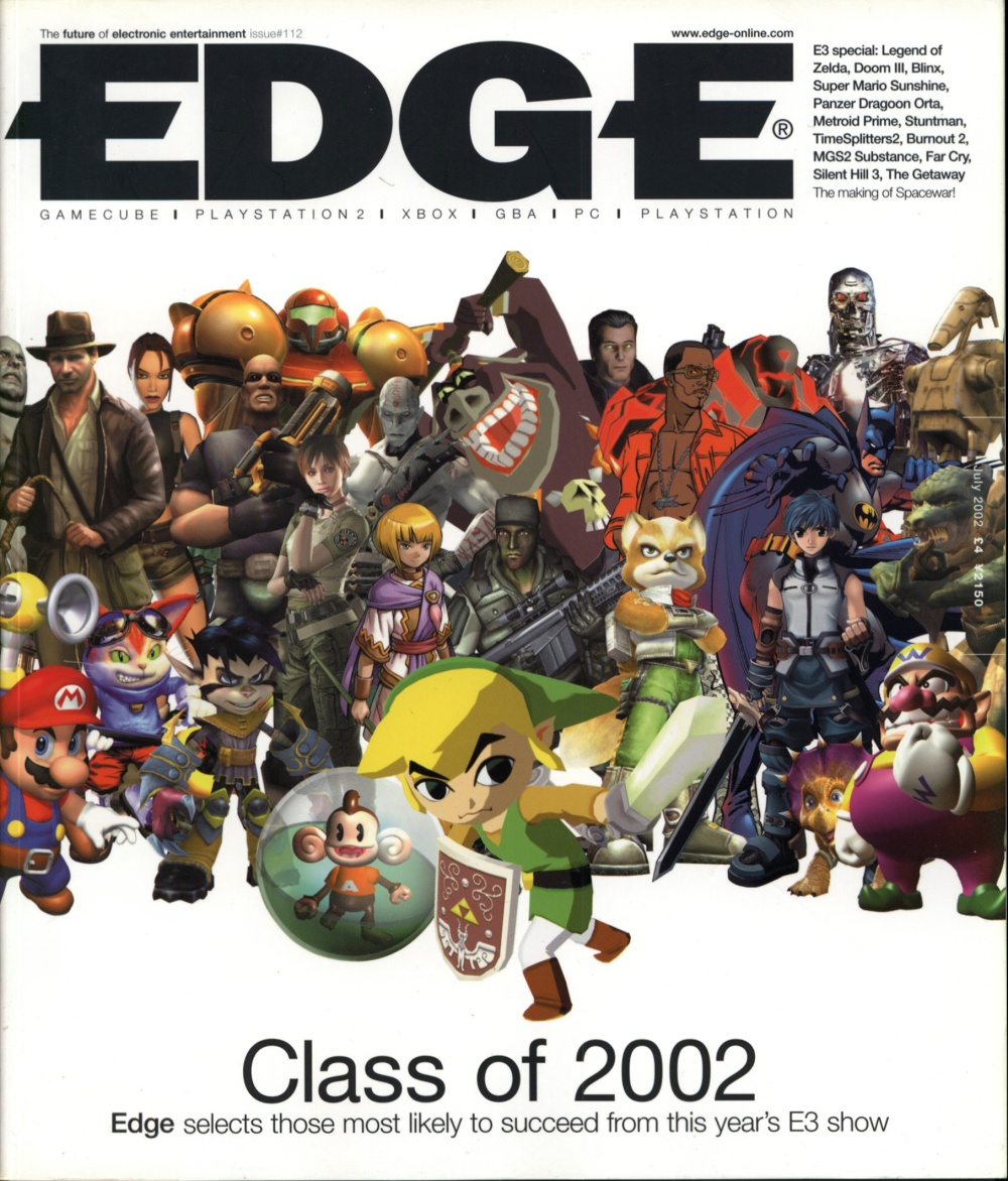 Scan of Document: Edge - Issue 112 - July 2002