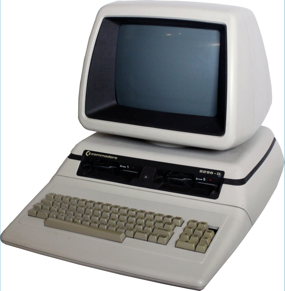 Commodore Pet 8296-D - Computing History