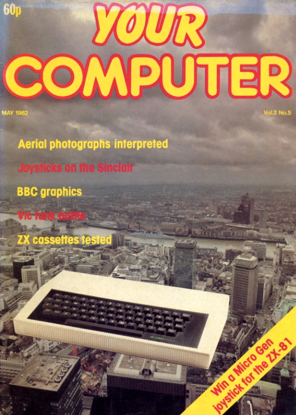 Scan of Document: Your Computer - May 1982