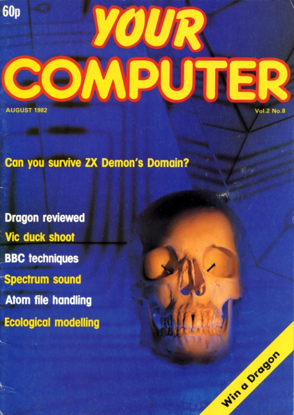 Scan of Document: Your Computer - August 1982