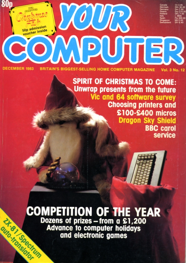 Scan of Document: Your Computer - December 1983