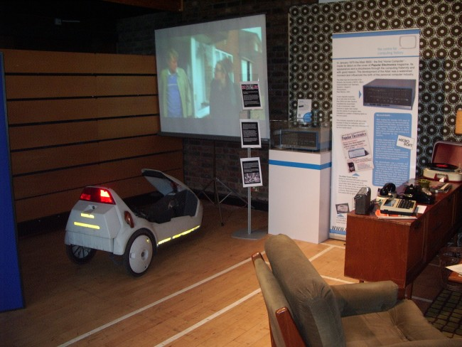 The Sinclair C5 + Excerpts for Electric Dreams Documentary