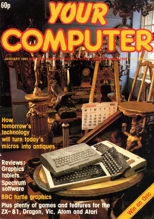 Scan of Document: Your Computer - January 1983