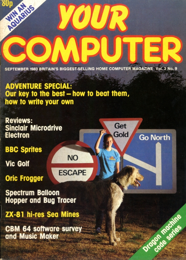 Scan of Document: Your Computer - September 1983