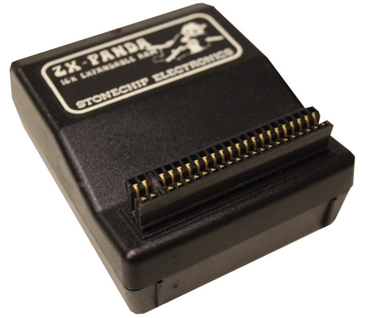 Scan of Document: ZX Panda 16K Expandable RAM for ZX81