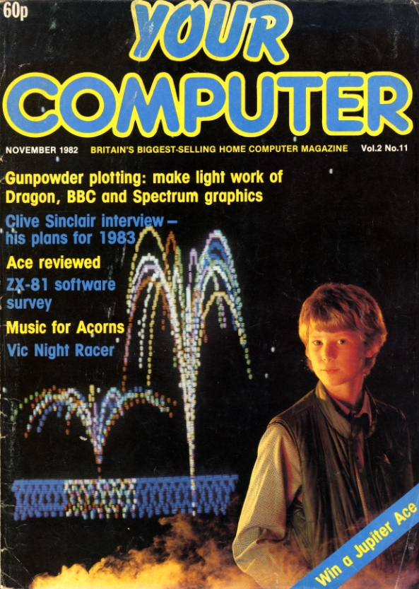 Scan of Document: Your Computer - November 1982