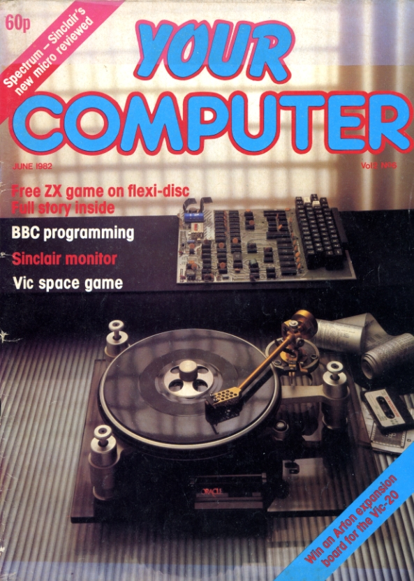 Scan of Document: Your Computer - June 1982