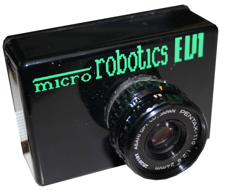 Scan of Document: Micro-Robotics Snap Camera EV1
