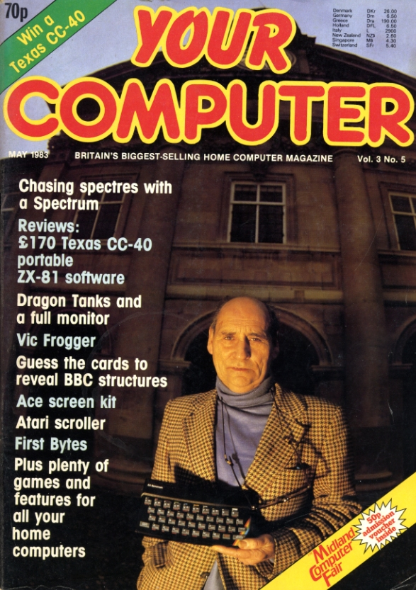 Scan of Document: Your Computer - May 1983