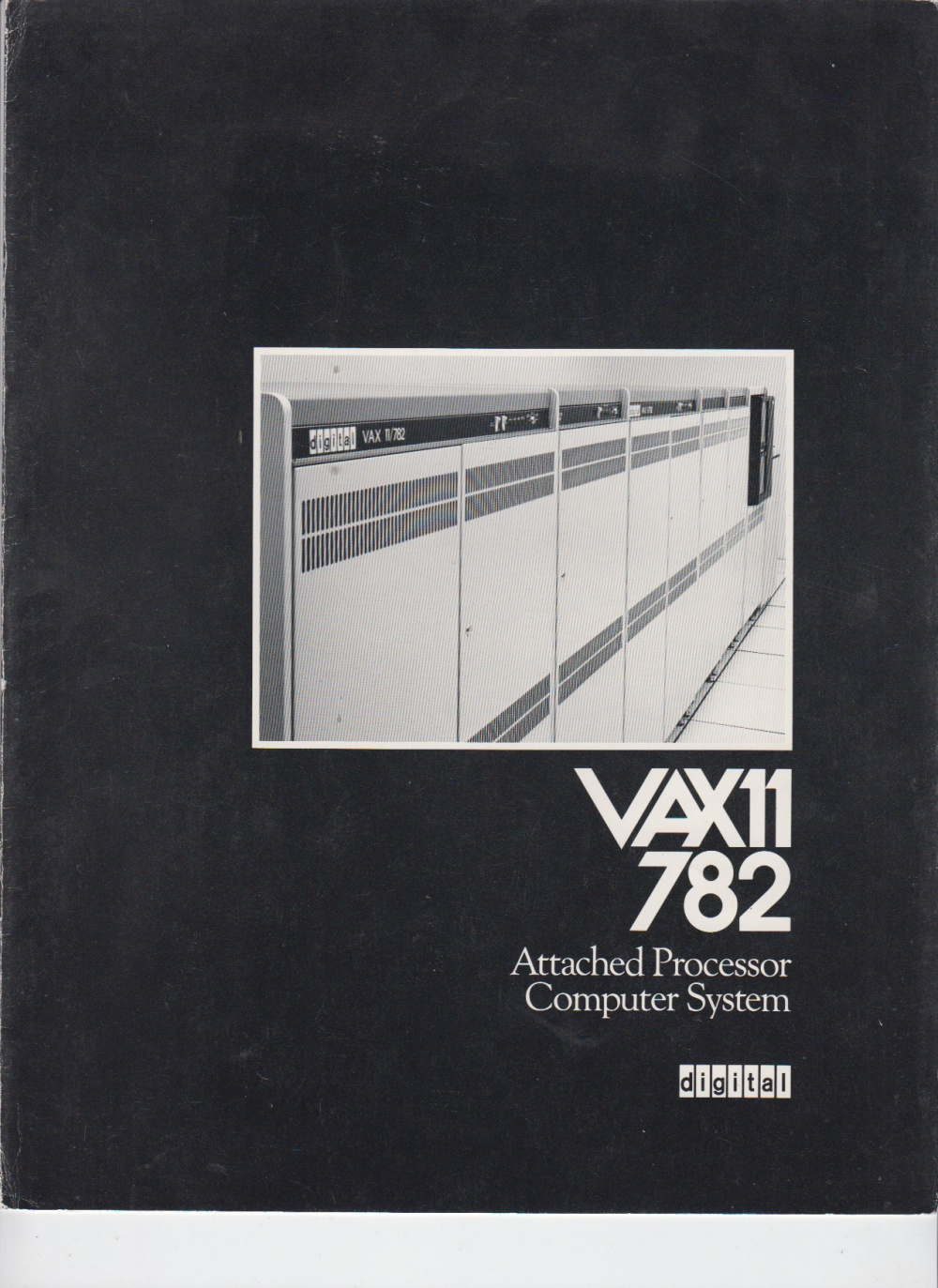 Scan of Document: VAX-11 782 - Attached Processor Computer System