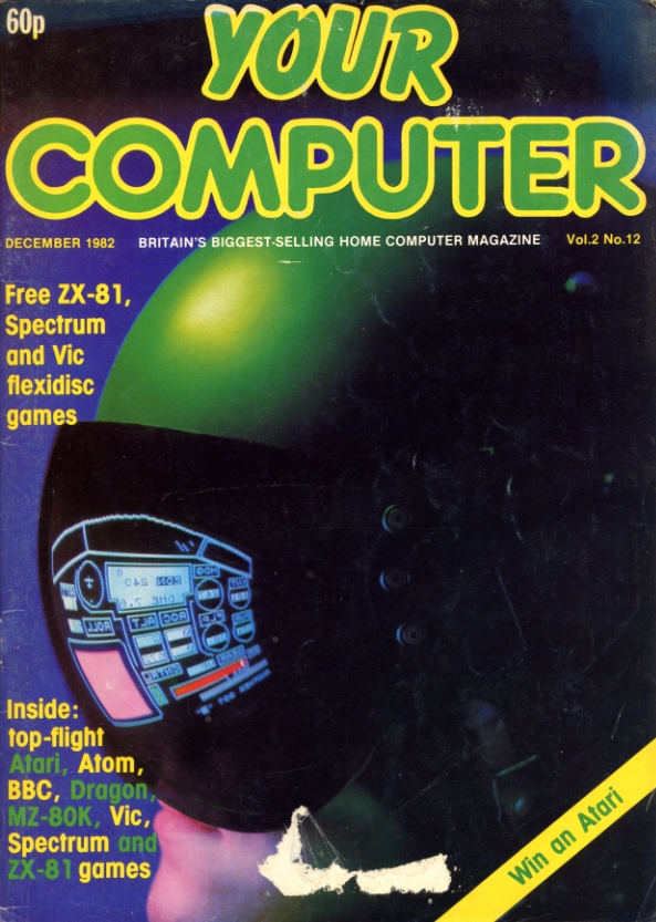Scan of Document: Your Computer - December 1982