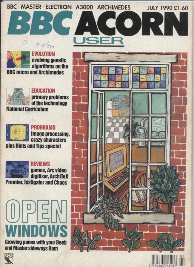 Scan of Document: Acorn User - July 1990