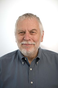 Photograph of Nolan Bushnell