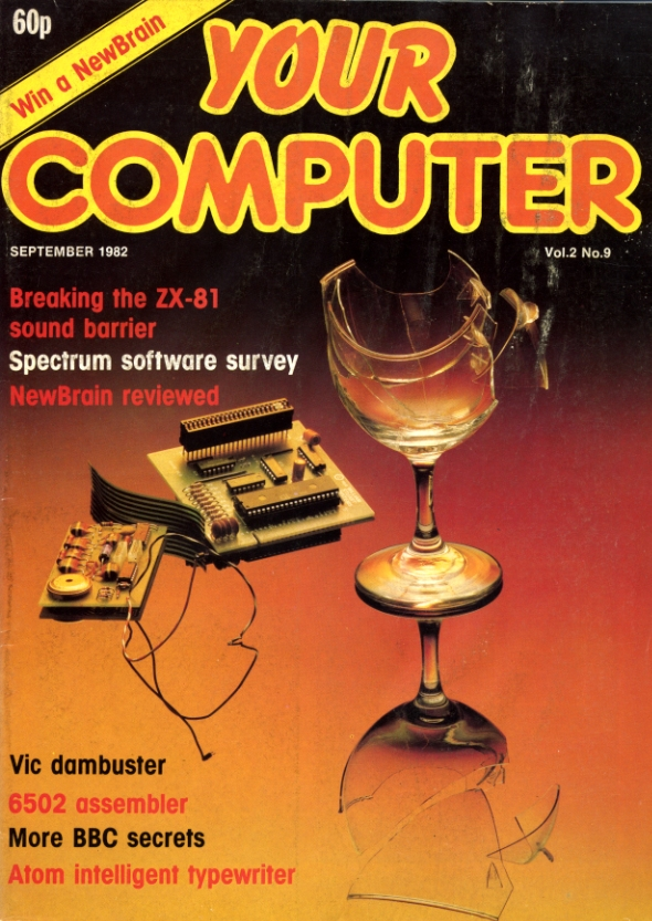 Scan of Document: Your Computer - September 1982