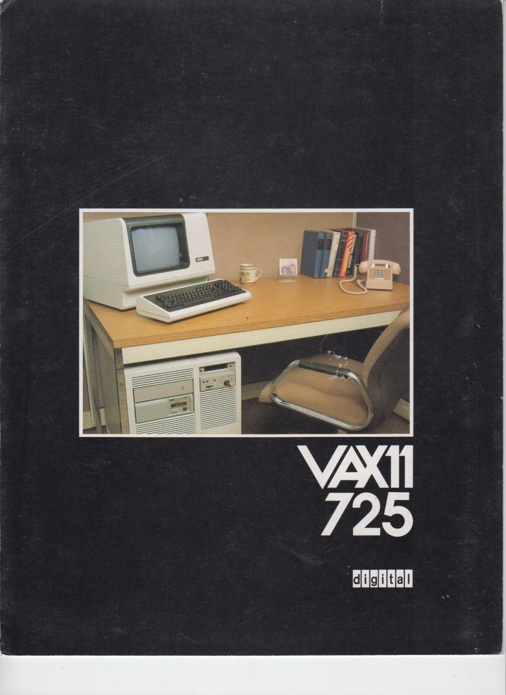 Scan of Document: VAX-11 725