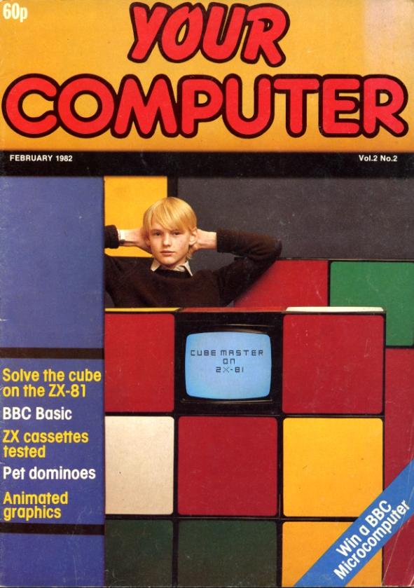 Scan of Document: Your Computer - February 1982