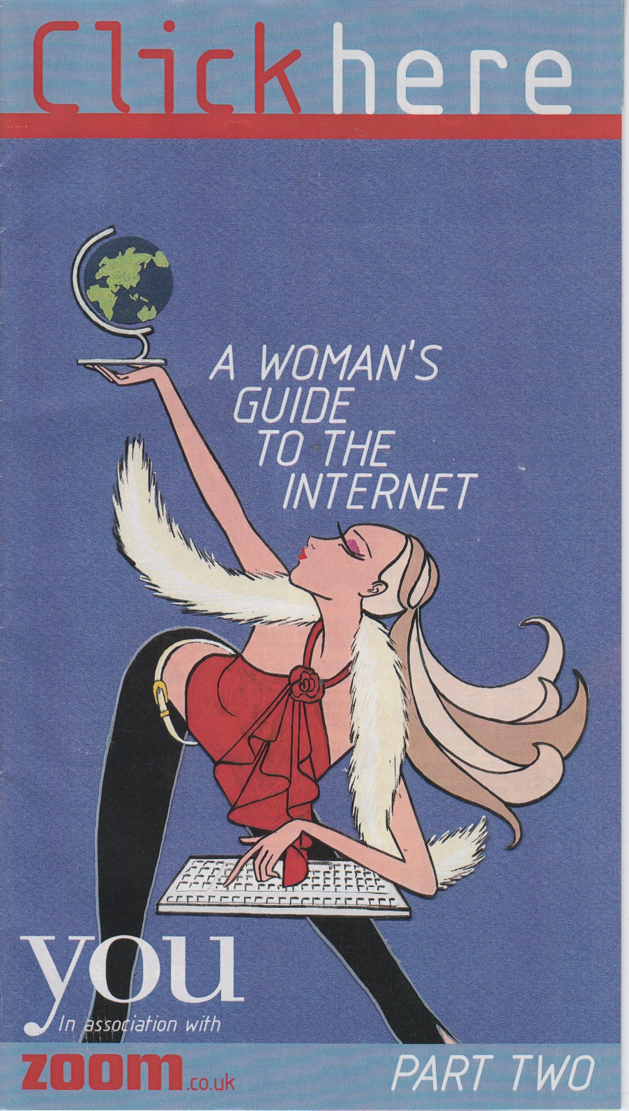 Scan of Document: A Woman's Guide To The Internet - Part Two