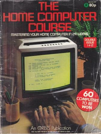 Scan of Document: The Home Computer Course - Issues 1 and 2