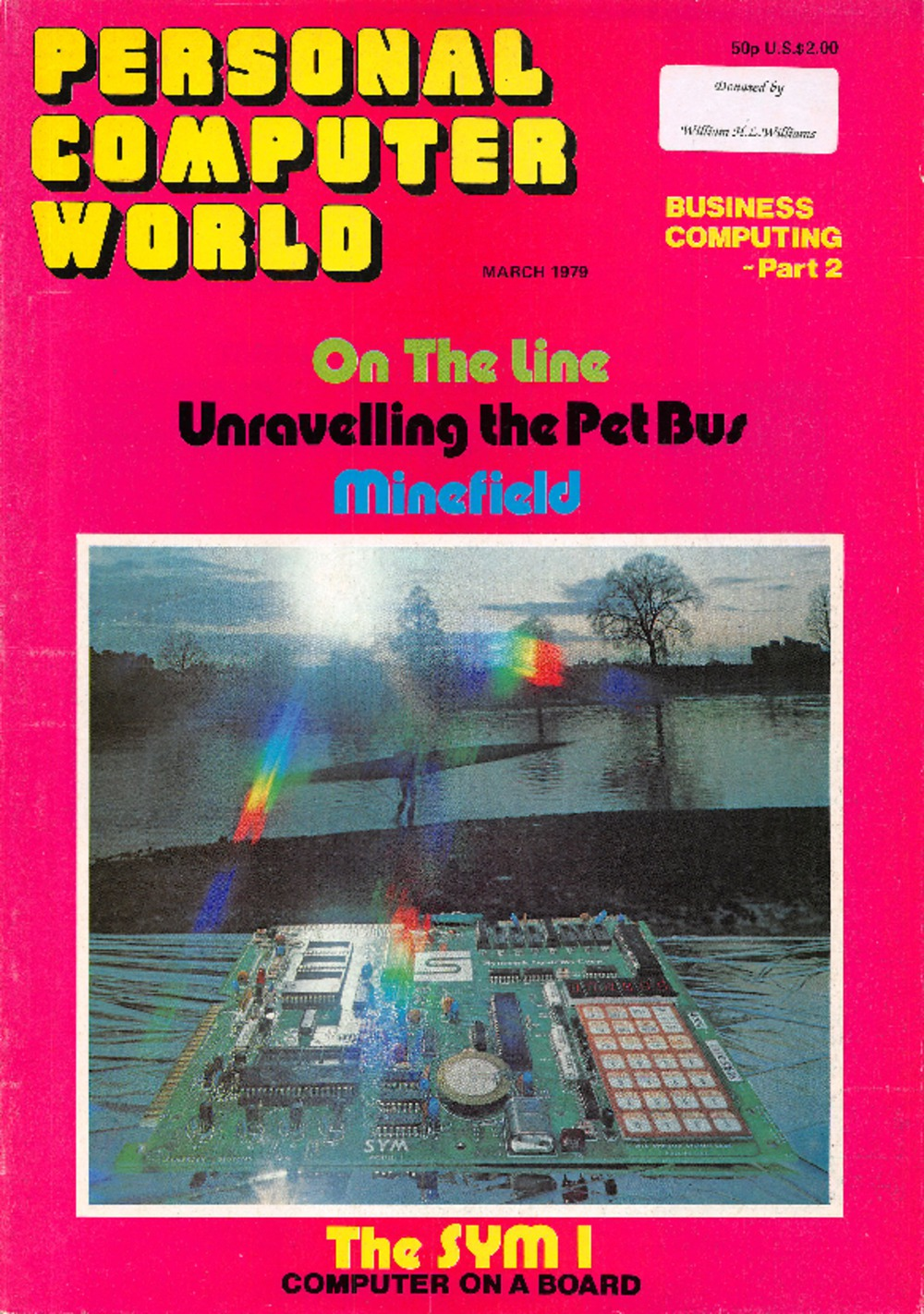 Article: Personal Computer World - March 1979