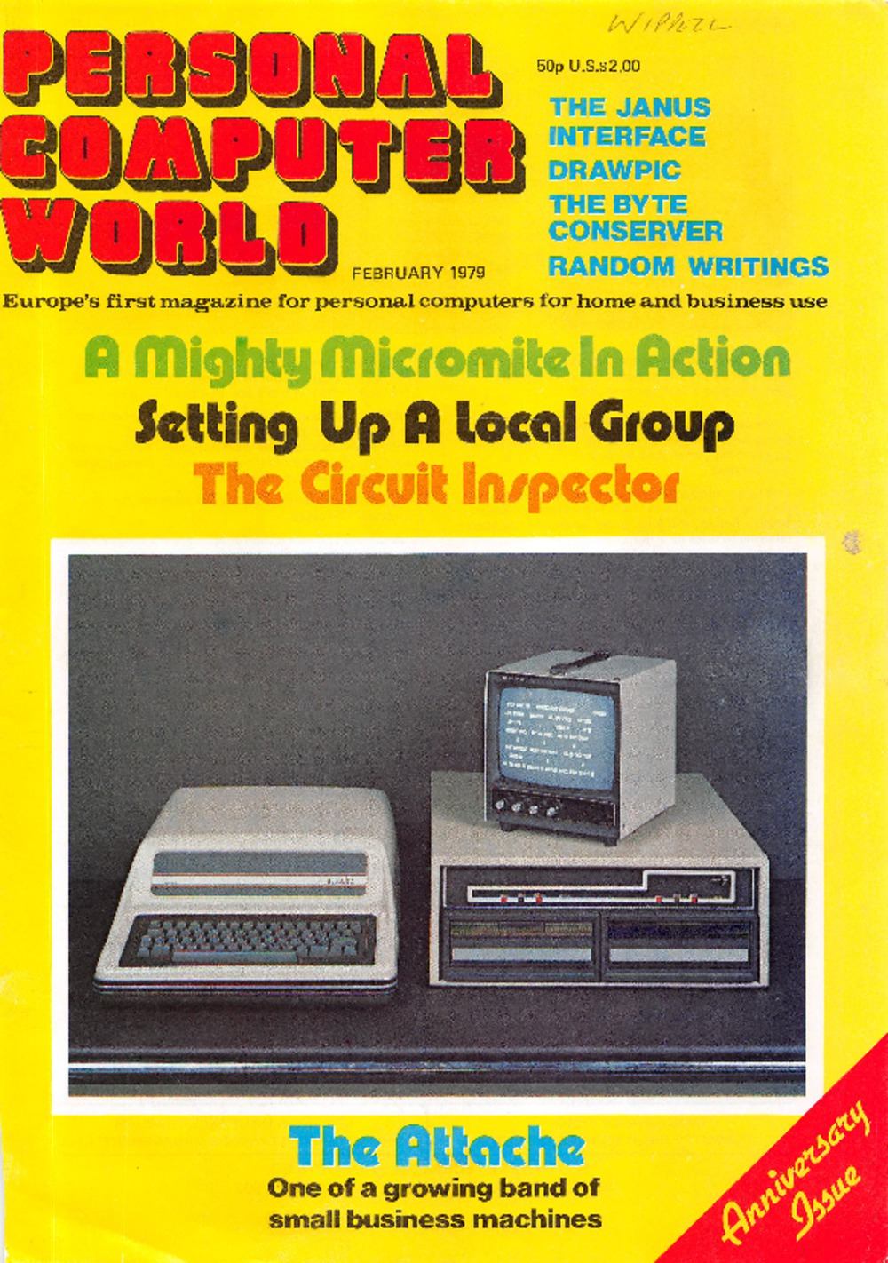 Article: Personal Computer World - February 1979