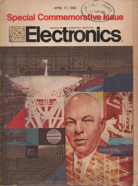 Scan of Document: Electronics US Edition April 1980