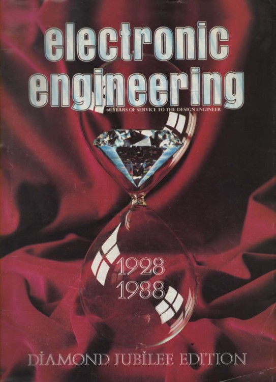 Scan of Document: Electronic Engineering Diamond Jubilee edition 1988-1988