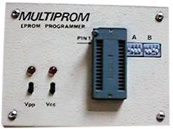 Scan of Document: Multiprom EPROM Programmer
