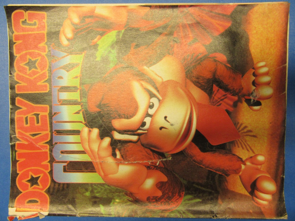Scan of Document: Donkey Kong Country (Nintendo Magazine System Special)