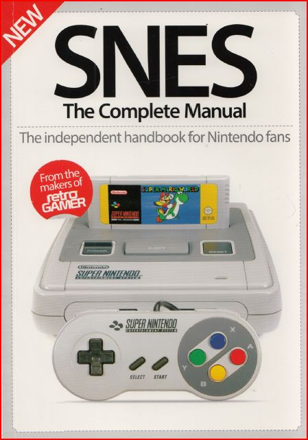 Scan of Document: SNES - The Complete Manual