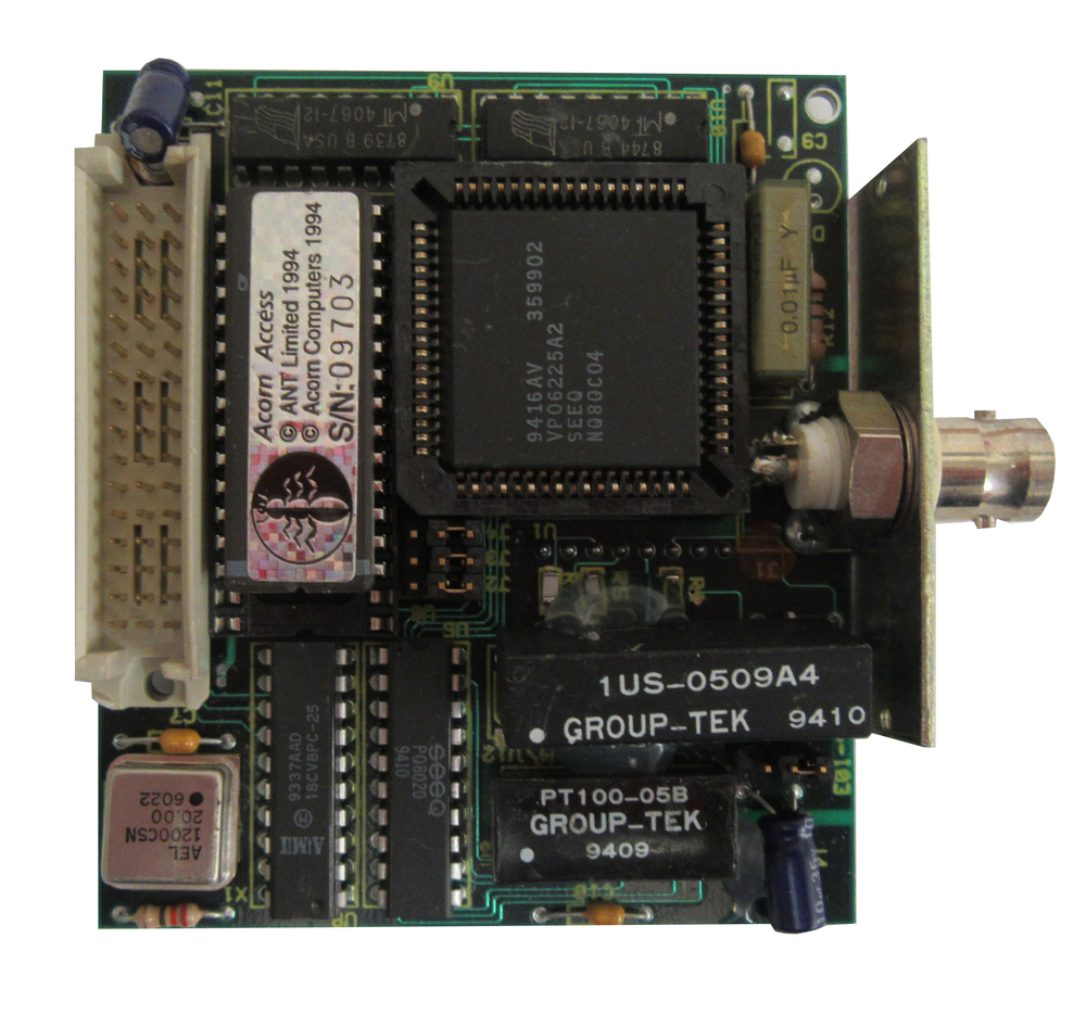 Scan of Document: ANT Combo Ethernet NIC