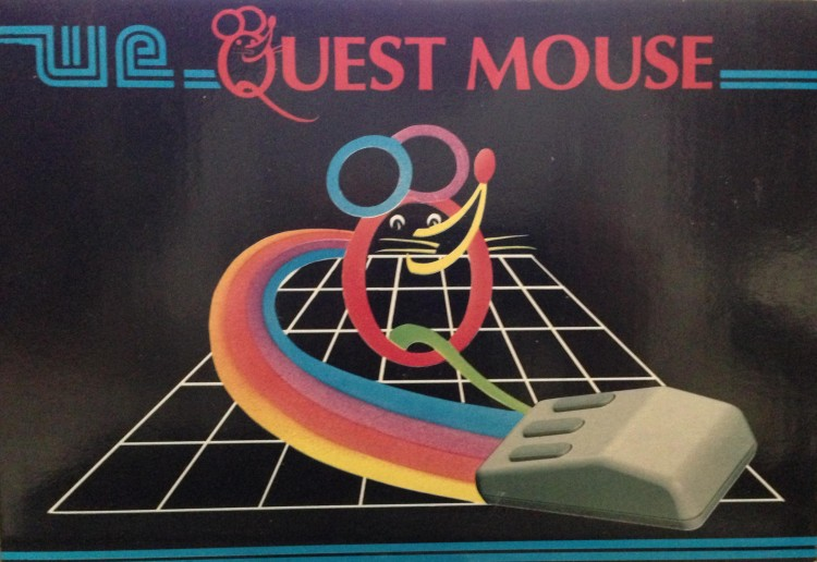 Scan of Document: Watford Electronics Quest Mouse